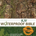 KJV Waterproof Bible Camouflage