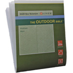 NASB The Outdoor Bible<br>Individual Volumes